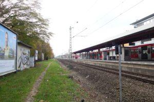 Antrag zum barrierefreien Umbau des Bahnhofs Buchenau
