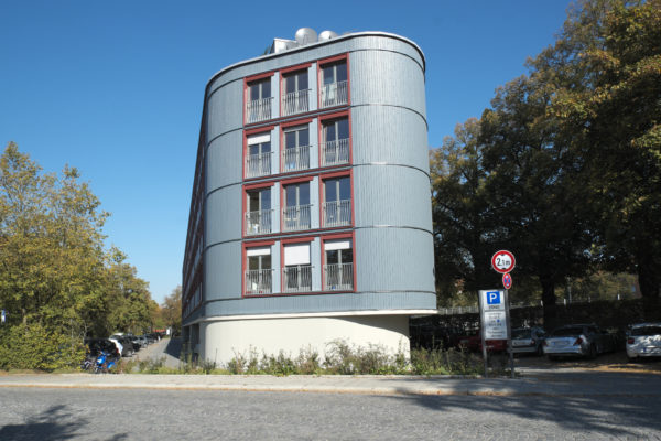 Stelzenhaus am Dantebad